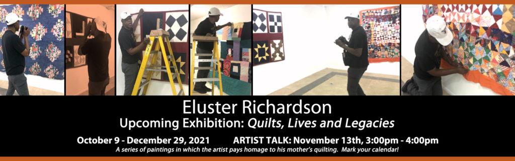 Eluster Richardson fall exhibition