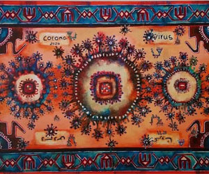 Mina Akbari artwork