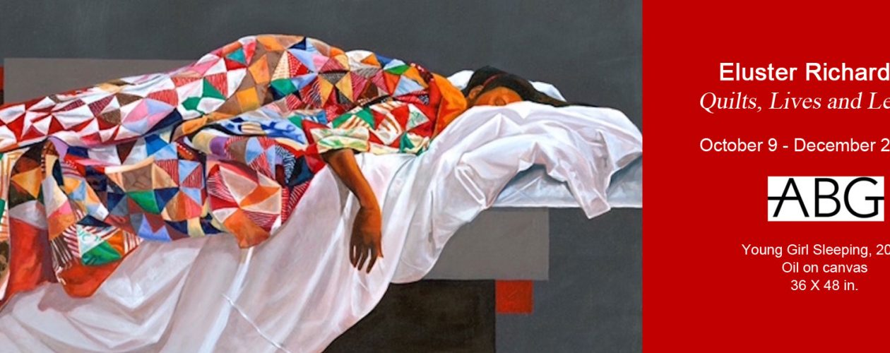 Tallahassee's Eluster Richardson paints memories into 'Quilts, Lives, Legacies'