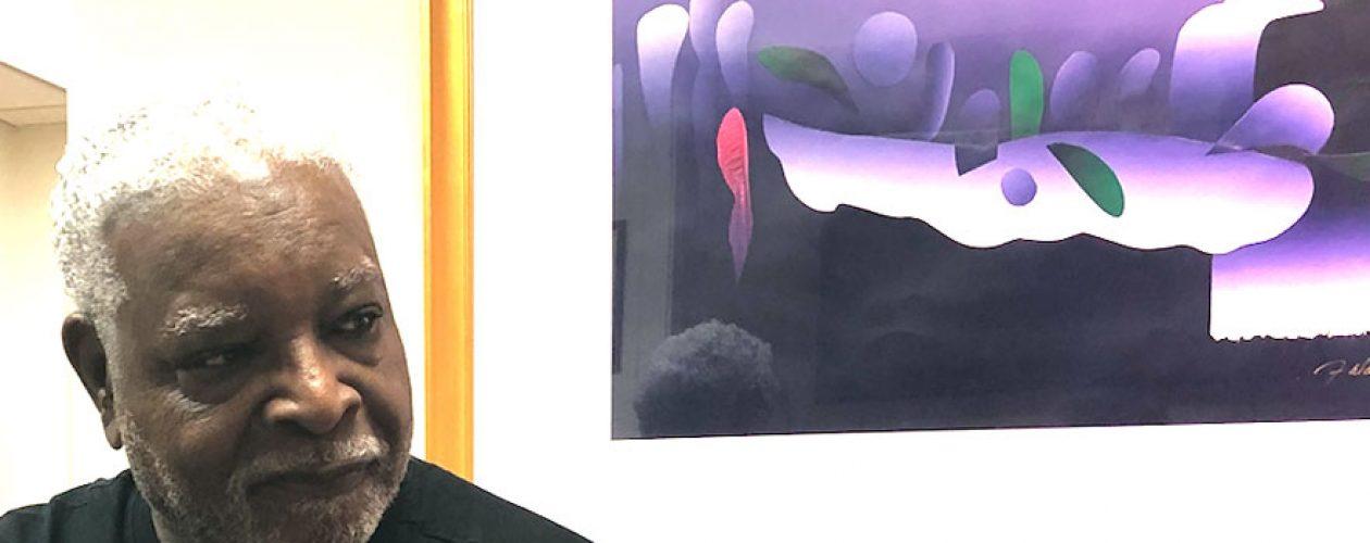 Artist Ken Falana 'can't stop' after 'Six Decades'