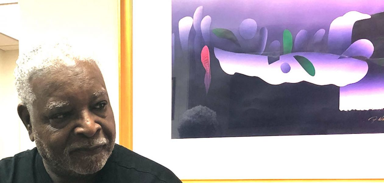 Artist Ken Falana 'can't stop' after 'Six Decades'