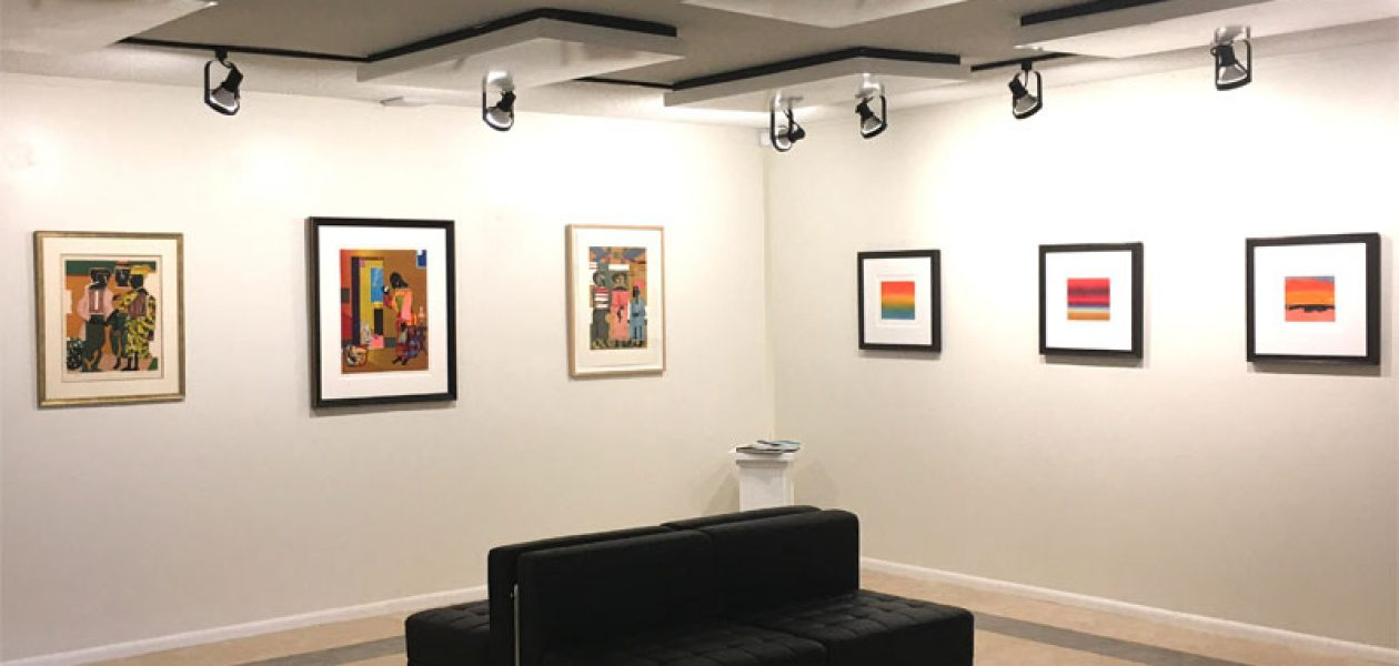 Doctor expands vision with first art gallery