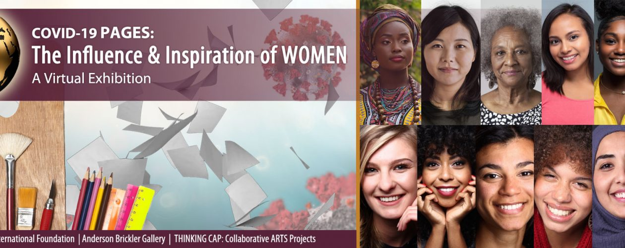 COVID-19 Online Art Exhibition to Open on International Women's Day
