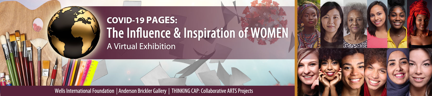 COVID-19 PAGES: The Influence & Inspiration of Women